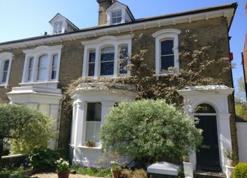Thumbnail 5 bed terraced house to rent in Rectory Close, Glebe Villas, Hove