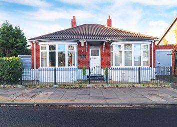 Thumbnail 2 bed bungalow for sale in Jesmond Road, Hartlepool