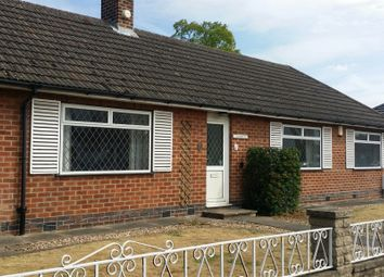 3 bed detached bungalow for sale in Wellesley Avenue, Sunnyhill, Derby DE23