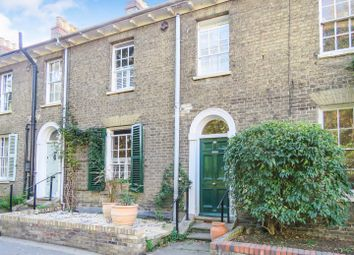 Thumbnail 3 bed terraced house for sale in Cromwell Place, St. Ives, Huntingdon