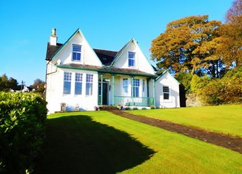 Thumbnail 4 bed maisonette for sale in Eccles Road, Hunters Quay, Dunoon