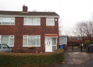 Thumbnail 3 bed semi-detached house for sale in Lakeside Avenue, Worsley, Manchester, Greater Manchester