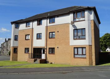 Thumbnail 2 bed flat for sale in Allan Place, Dumbarton