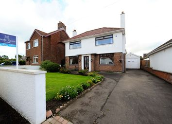 Thumbnail 3 bed detached house for sale in Houston Drive, Castlereagh, Belfast
