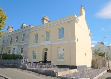 Thumbnail 5 bed end terrace house for sale in Haddington Road, Stoke, Plymouth