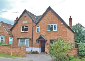 Thumbnail 4 bed semi-detached house for sale in 'sika Lodge', 3A Queen Catherine Road, Steeple Claydon