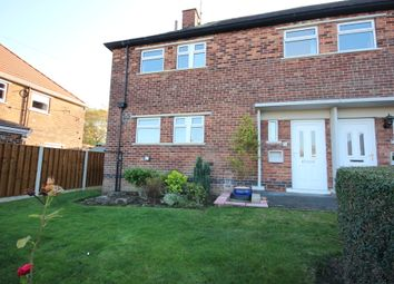 Thumbnail 2 bed semi-detached house to rent in Elstree Road, Sheffield