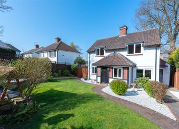 Thumbnail 3 bed detached house for sale in The Avenue, Camberley