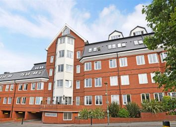 Thumbnail 2 bed flat for sale in Leben Court, Sutton Court Road, Sutton