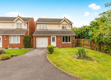 Thumbnail 3 bed detached house to rent in Hensfield Grove, Darlington