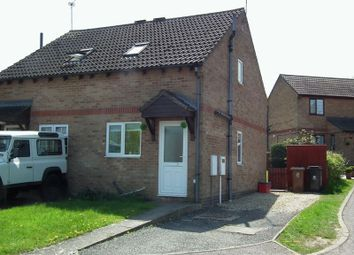 Thumbnail 1 bed semi-detached house to rent in St Hughes Close, Daventry
