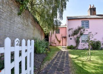 Thumbnail 3 bedroom cottage for sale in The Green, Sarisbury Green