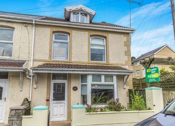 Thumbnail 3 bedroom semi-detached house for sale in Quarr Road, Pontardawe, Swansea