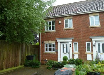 Thumbnail 2 bedroom end terrace house to rent in The Old Coaching Place, Diss