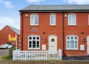 Thumbnail 2 bed end terrace house to rent in Cranley Crescent, Aylesbury
