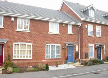 Thumbnail 3 bedroom terraced house to rent in Oriel Close, Wolverton