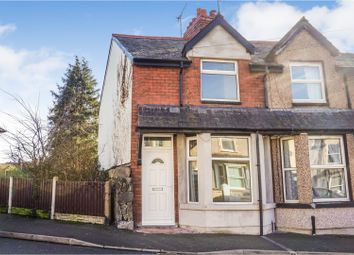 Thumbnail 2 bed end terrace house for sale in Broad Street, Llandudno Junction