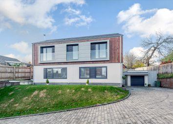 Queenwood Road, Broughton, Stockbridge, Hampshire SO20. 4 bed detached house for sale