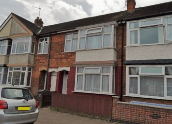 Thumbnail 3 bedroom terraced house for sale in Prestwold Road, Off Uppingham Road, Leicester