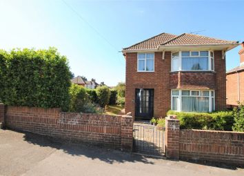 Thumbnail 3 bed detached house for sale in Dimond Road, Southampton