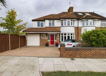 Thumbnail 3 bed semi-detached house for sale in Newnham Avenue, Ruislip