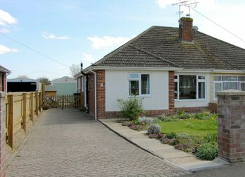 Thumbnail 2 bed semi-detached bungalow for sale in Chaucer Avenue, Andover