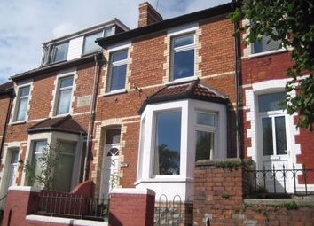 Thumbnail 2 bed terraced house to rent in Plassey Street, Penarth