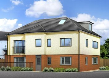 Thumbnail 1 bedroom flat for sale in Chase Cross Road, Collier Row, Romford, Essex