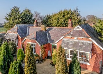 Thumbnail 5 bed property for sale in Marsh Road, Halvergate, Norwich
