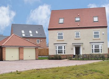 "Thumbnail 5 bed detached house for sale in ""Flintham"" at Hollygate Lane, Cotgrave, Nottingham"