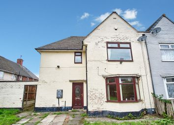 Thumbnail 3 bed semi-detached house for sale in Lovel Road, Liverpool, Merseyside
