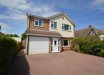 4 bed detached house for sale in Chaucer Street, Narborough, Leicester LE19