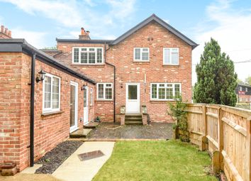 Thumbnail 3 bed end terrace house for sale in Swan Street, Kingsclere, Newbury, Hampshire