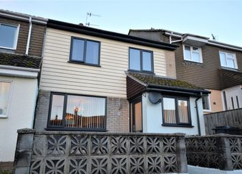 Thumbnail 3 bedroom terraced house for sale in Kingsway, Teignmouth, Devon