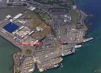 Thumbnail Retail premises to let in Port Of Larne Business Park, Redlands Road, Larne, County Antrim