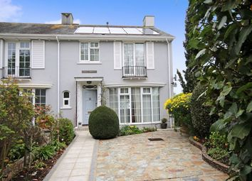 Thumbnail 3 bed end terrace house for sale in Asheldon Road, Torquay