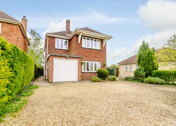 Thumbnail 3 bed detached house for sale in Crossgate Crescent, Spalding, Lincolnshire