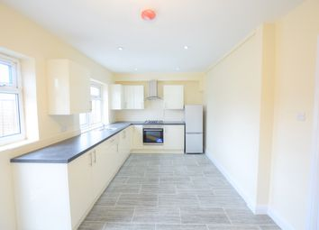 Thumbnail 3 bed terraced house to rent in Eastern Avenue, Ilford