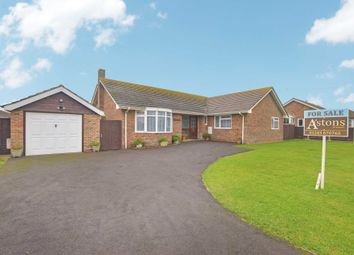 Thumbnail 3 bed detached bungalow for sale in Farm Road, Bracklesham Bay, Chichester