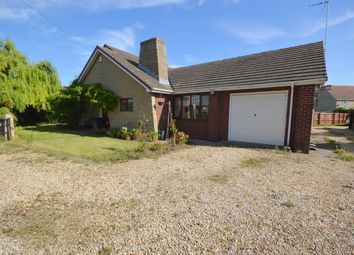 Thumbnail 4 bed detached bungalow for sale in Common Road, Thorpe Salvin, Worksop
