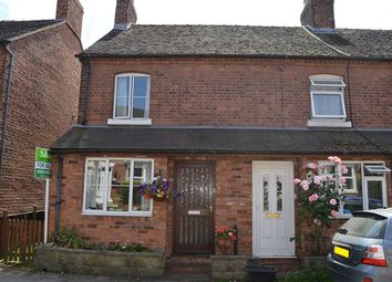 Thumbnail 2 bed end terrace house for sale in Longslow Road, Market Drayton