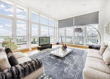 Thumbnail 3 bedroom flat for sale in Dolphin House, Smugglers Way, London