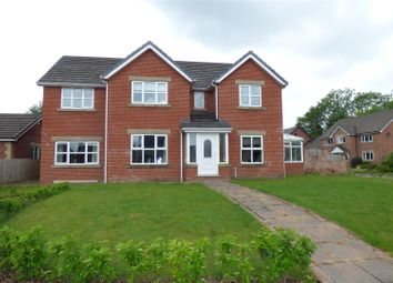 Thumbnail 5 bed detached house for sale in Brandlesholme Close, Bury