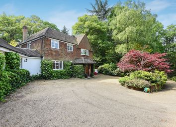 Thumbnail 4 bed property to rent in Portnall Drive, Wentworth, Virginia Water