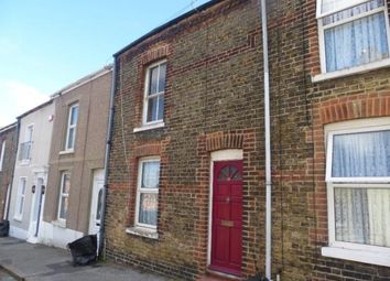 Thumbnail 2 bed terraced house to rent in Percy Road, Ramsgate