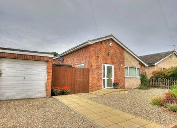 Thumbnail 3 bedroom detached bungalow for sale in St Marys Road, Poringland