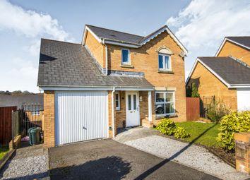 Thumbnail 4 bed detached house for sale in Llwyn Teg, Fforestfach, Swansea
