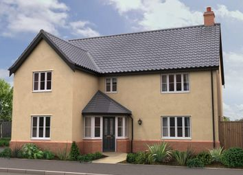 Thumbnail 4 bed detached house for sale in The Ridings, Off Devlin Drive, Poringland, Norwich