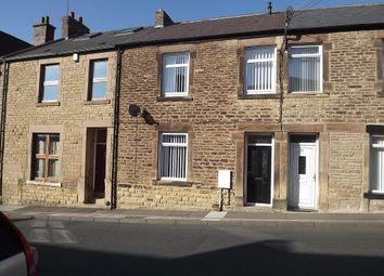 Thumbnail 3 bed terraced house to rent in Park Road, Consett, County Durham
