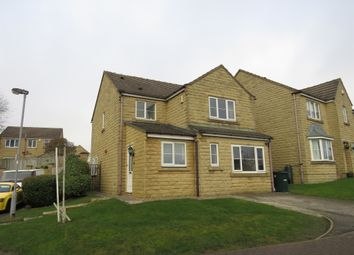 Thumbnail 4 bed detached house for sale in Shrike Close, Bradford